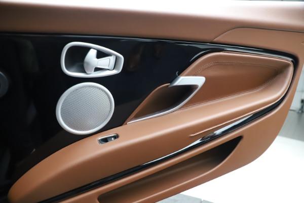 New 2020 Aston Martin DB11 Volante Convertible for sale $242,036 at Maserati of Greenwich in Greenwich CT 06830 27