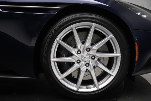 New 2020 Aston Martin DB11 Volante Convertible for sale $242,036 at Maserati of Greenwich in Greenwich CT 06830 28