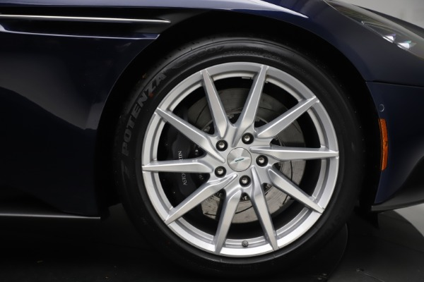 New 2020 Aston Martin DB11 Volante Convertible for sale Sold at Maserati of Greenwich in Greenwich CT 06830 28