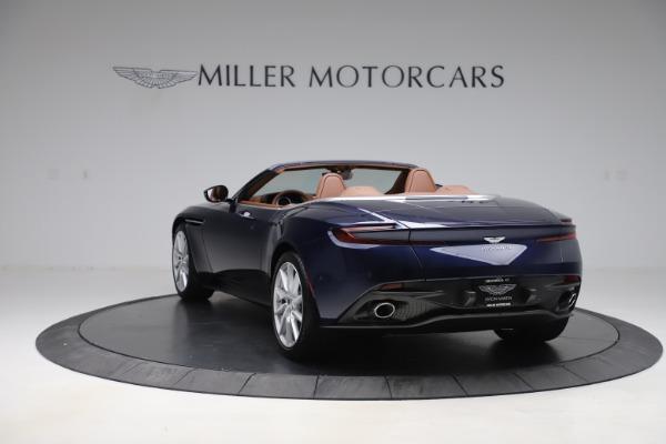 New 2020 Aston Martin DB11 Volante Convertible for sale $242,036 at Maserati of Greenwich in Greenwich CT 06830 5