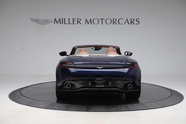 New 2020 Aston Martin DB11 Volante Convertible for sale $242,036 at Maserati of Greenwich in Greenwich CT 06830 6