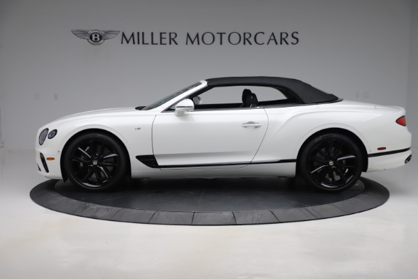 New 2020 Bentley Continental GTC V8 for sale Sold at Maserati of Greenwich in Greenwich CT 06830 10