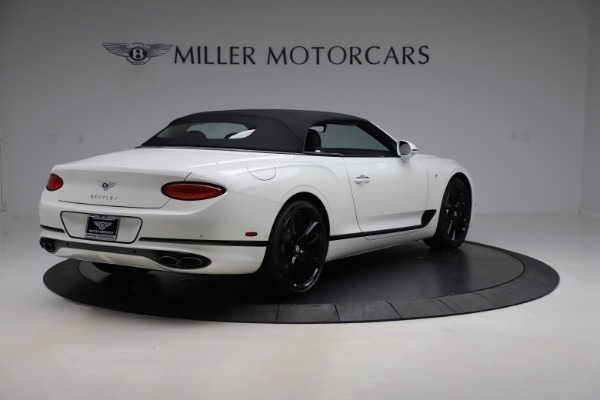 Used 2020 Bentley Continental GTC V8 for sale $277,915 at Maserati of Greenwich in Greenwich CT 06830 12