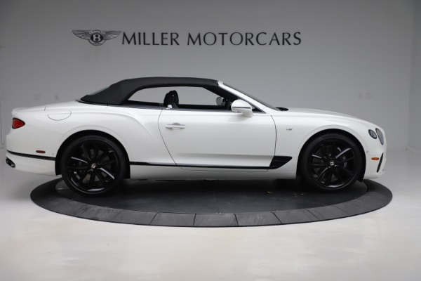 Used 2020 Bentley Continental GTC V8 for sale $277,915 at Maserati of Greenwich in Greenwich CT 06830 13