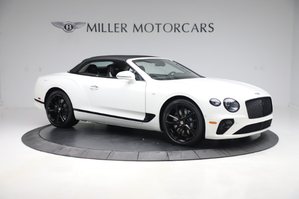 Used 2020 Bentley Continental GTC V8 for sale $277,915 at Maserati of Greenwich in Greenwich CT 06830 14