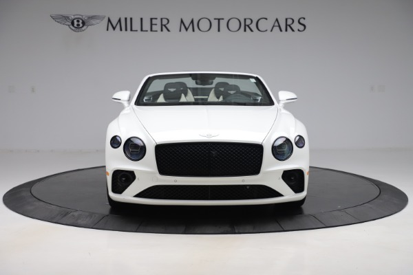 Used 2020 Bentley Continental GTC V8 for sale $277,915 at Maserati of Greenwich in Greenwich CT 06830 15
