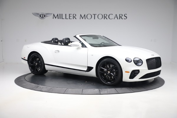 Used 2020 Bentley Continental GTC V8 for sale $277,915 at Maserati of Greenwich in Greenwich CT 06830 18