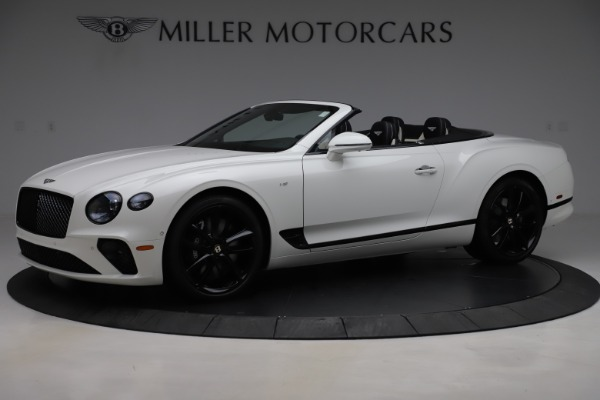 Used 2020 Bentley Continental GTC V8 for sale $277,915 at Maserati of Greenwich in Greenwich CT 06830 2
