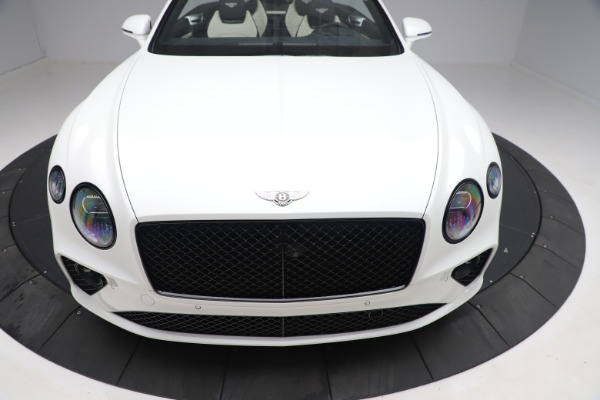 New 2020 Bentley Continental GTC V8 for sale Sold at Maserati of Greenwich in Greenwich CT 06830 20