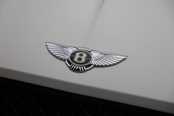 Used 2020 Bentley Continental GTC V8 for sale $277,915 at Maserati of Greenwich in Greenwich CT 06830 21