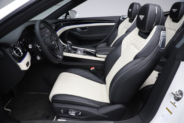 Used 2020 Bentley Continental GTC V8 for sale $277,915 at Maserati of Greenwich in Greenwich CT 06830 27