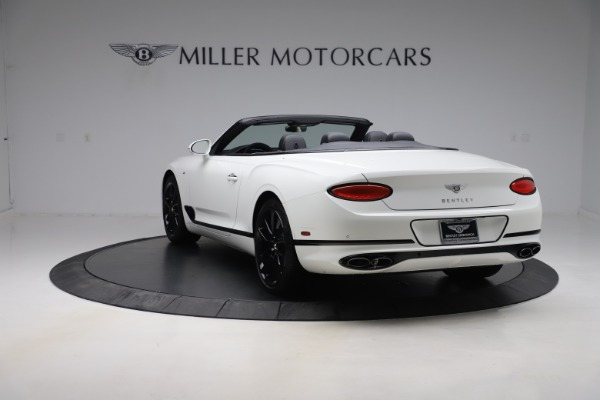 Used 2020 Bentley Continental GTC V8 for sale $277,915 at Maserati of Greenwich in Greenwich CT 06830 4