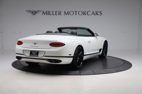 Used 2020 Bentley Continental GTC V8 for sale $277,915 at Maserati of Greenwich in Greenwich CT 06830 6