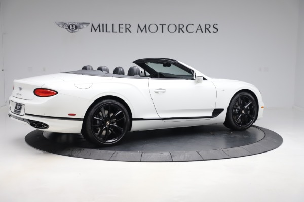 Used 2020 Bentley Continental GTC V8 for sale $277,915 at Maserati of Greenwich in Greenwich CT 06830 7