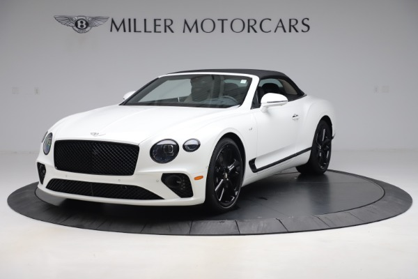 Used 2020 Bentley Continental GTC V8 for sale $277,915 at Maserati of Greenwich in Greenwich CT 06830 8