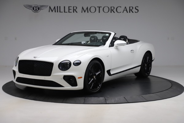 Used 2020 Bentley Continental GTC V8 for sale $277,915 at Maserati of Greenwich in Greenwich CT 06830 1