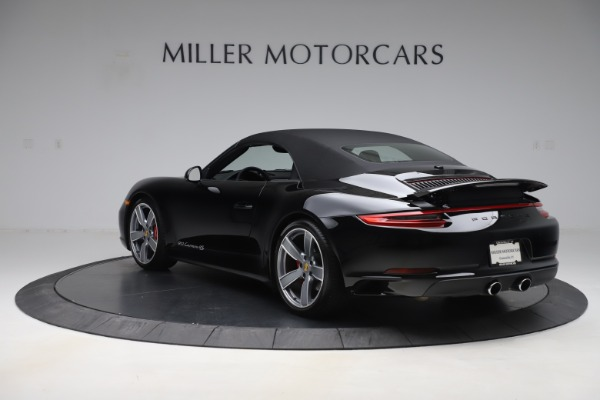 Used 2017 Porsche 911 Carrera 4S for sale Sold at Maserati of Greenwich in Greenwich CT 06830 15