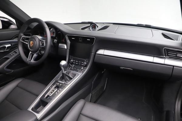 Used 2017 Porsche 911 Carrera 4S for sale Sold at Maserati of Greenwich in Greenwich CT 06830 24