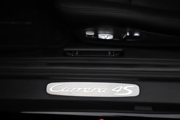 Used 2017 Porsche 911 Carrera 4S for sale Sold at Maserati of Greenwich in Greenwich CT 06830 28