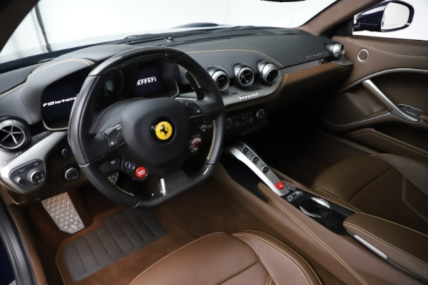Used 2017 Ferrari F12 Berlinetta for sale $259,900 at Maserati of Greenwich in Greenwich CT 06830 13