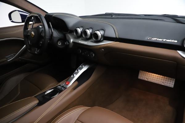 Used 2017 Ferrari F12 Berlinetta for sale $259,900 at Maserati of Greenwich in Greenwich CT 06830 18