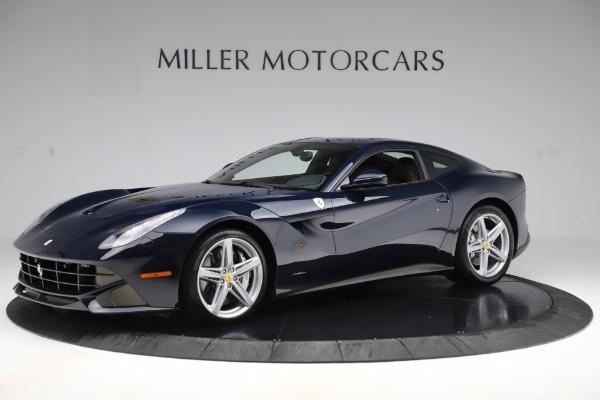 Used 2017 Ferrari F12 Berlinetta Base for sale Sold at Maserati of Greenwich in Greenwich CT 06830 2