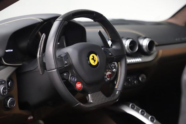 Used 2017 Ferrari F12 Berlinetta Base for sale Sold at Maserati of Greenwich in Greenwich CT 06830 23