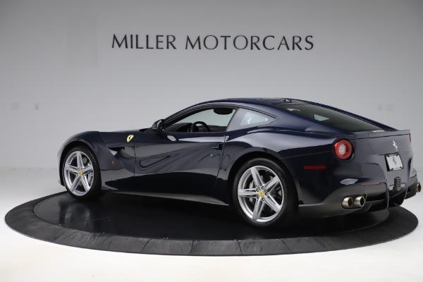 Used 2017 Ferrari F12 Berlinetta Base for sale Sold at Maserati of Greenwich in Greenwich CT 06830 4