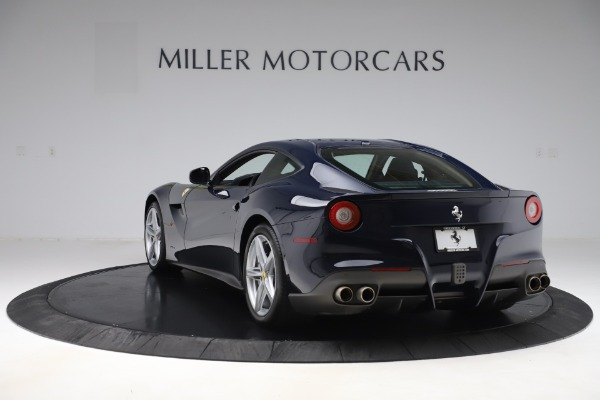 Used 2017 Ferrari F12 Berlinetta Base for sale Sold at Maserati of Greenwich in Greenwich CT 06830 5