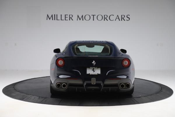 Used 2017 Ferrari F12 Berlinetta Base for sale Sold at Maserati of Greenwich in Greenwich CT 06830 6