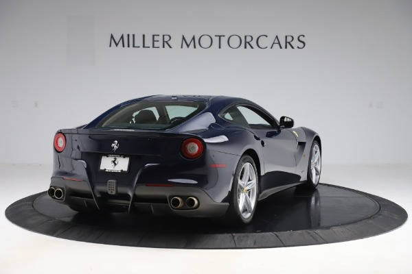 Used 2017 Ferrari F12 Berlinetta Base for sale Sold at Maserati of Greenwich in Greenwich CT 06830 7