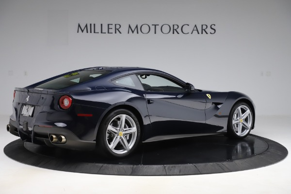 Used 2017 Ferrari F12 Berlinetta Base for sale Sold at Maserati of Greenwich in Greenwich CT 06830 8
