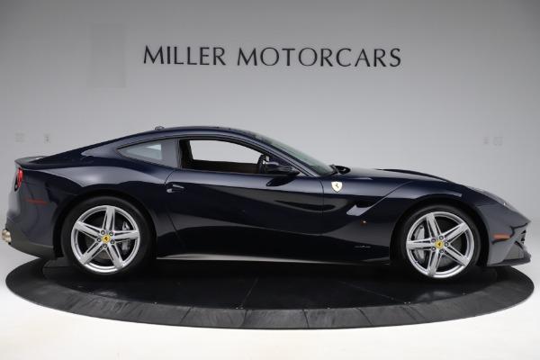 Used 2017 Ferrari F12 Berlinetta Base for sale Sold at Maserati of Greenwich in Greenwich CT 06830 9