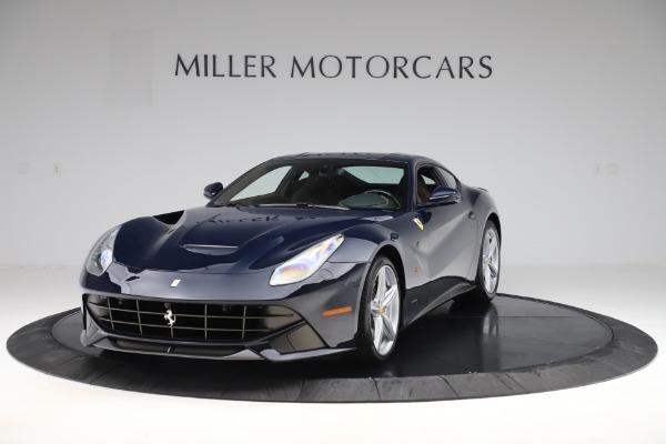 Used 2017 Ferrari F12 Berlinetta for sale $259,900 at Maserati of Greenwich in Greenwich CT 06830 1