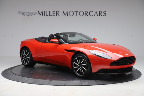 New 2020 Aston Martin DB11 Volante Convertible for sale Sold at Maserati of Greenwich in Greenwich CT 06830 10