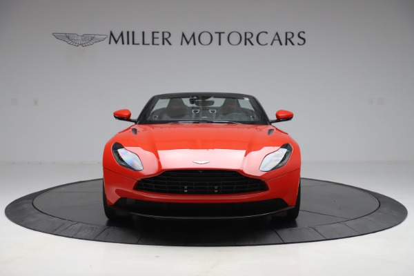 New 2020 Aston Martin DB11 Volante Convertible for sale Sold at Maserati of Greenwich in Greenwich CT 06830 11
