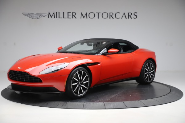 New 2020 Aston Martin DB11 Volante Convertible for sale Sold at Maserati of Greenwich in Greenwich CT 06830 12