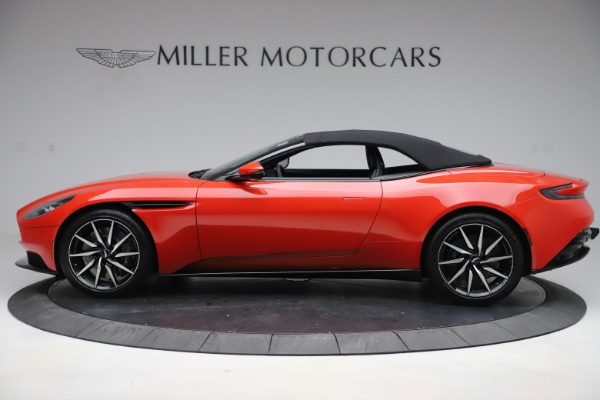 New 2020 Aston Martin DB11 Volante Convertible for sale Sold at Maserati of Greenwich in Greenwich CT 06830 13