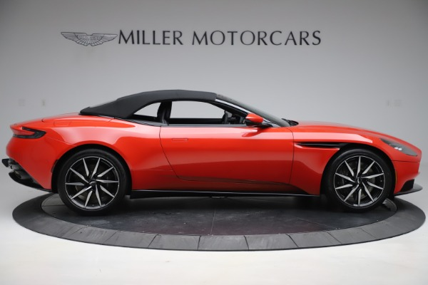 New 2020 Aston Martin DB11 Volante Convertible for sale Sold at Maserati of Greenwich in Greenwich CT 06830 14