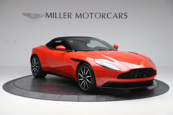 New 2020 Aston Martin DB11 Volante Convertible for sale Sold at Maserati of Greenwich in Greenwich CT 06830 15