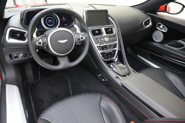 New 2020 Aston Martin DB11 Volante Convertible for sale Sold at Maserati of Greenwich in Greenwich CT 06830 17
