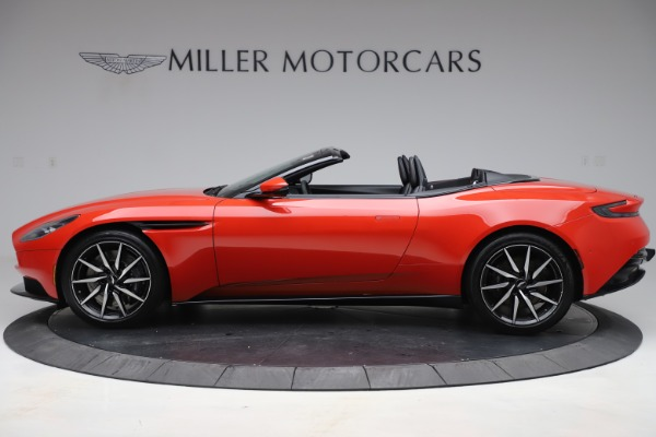New 2020 Aston Martin DB11 Volante Convertible for sale Sold at Maserati of Greenwich in Greenwich CT 06830 2