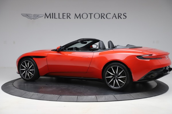 New 2020 Aston Martin DB11 Volante Convertible for sale Sold at Maserati of Greenwich in Greenwich CT 06830 3