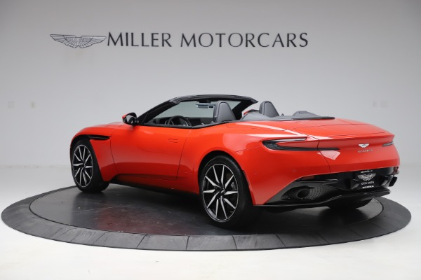 New 2020 Aston Martin DB11 Volante Convertible for sale Sold at Maserati of Greenwich in Greenwich CT 06830 4