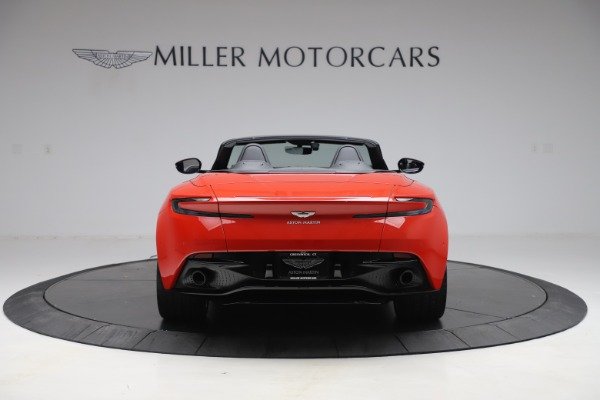 New 2020 Aston Martin DB11 Volante Convertible for sale Sold at Maserati of Greenwich in Greenwich CT 06830 5