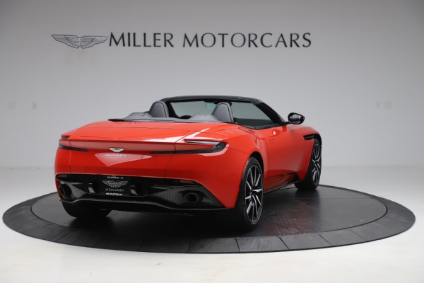 New 2020 Aston Martin DB11 Volante Convertible for sale Sold at Maserati of Greenwich in Greenwich CT 06830 6