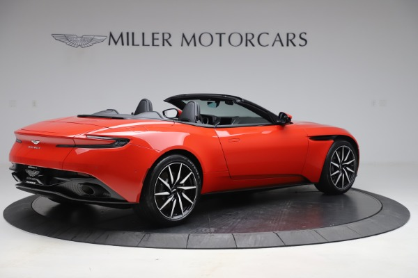 New 2020 Aston Martin DB11 Volante Convertible for sale Sold at Maserati of Greenwich in Greenwich CT 06830 7