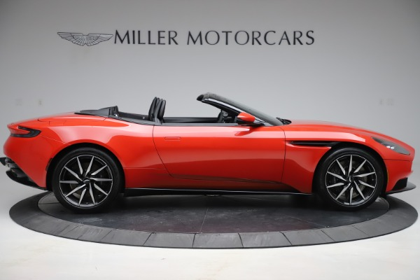 New 2020 Aston Martin DB11 Volante Convertible for sale Sold at Maserati of Greenwich in Greenwich CT 06830 8