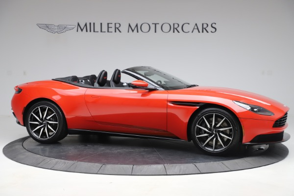 New 2020 Aston Martin DB11 Volante Convertible for sale Sold at Maserati of Greenwich in Greenwich CT 06830 9