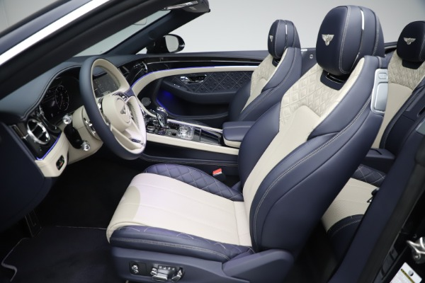 New 2020 Bentley Continental GTC V8 for sale Sold at Maserati of Greenwich in Greenwich CT 06830 22